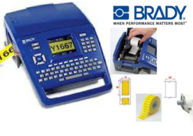 Brady BMP71 Printer & Labels