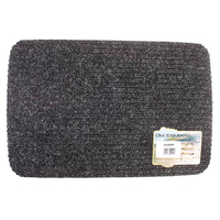 Guardsman Rib Mat No 1A 40x60, Charcoal