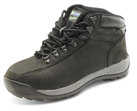 Chukka Black Safety Boots