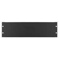 Penn Elcom 3U 19'' U shape Rack Panel (R1268/3UK)