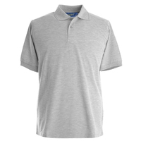 Papini Grey Marl 210g Polo Shirt