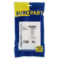 - Compatible VB387 Nilfisk GS80 / GS90Series Dust Bag 5 x Pack