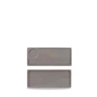 Large Grey Deli Board 40 x 16.5Cm Carton of 4