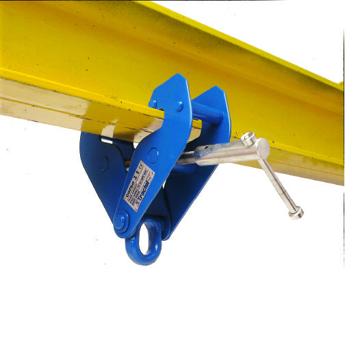 Tractel Corso Beam Clamp for Man-riding Application