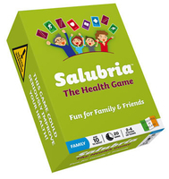 Salubria The Health Game.  (Priced in singles, order in multiples of 12)