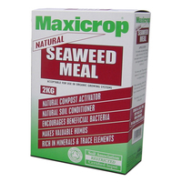 Maxicrop Natural Seaweed Meal 2kg