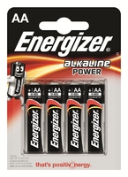 S8992 BATTERY ENR ALKALINE POWER AA 4PK