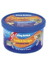 King British Turtle & Terapin Food 20g x 6