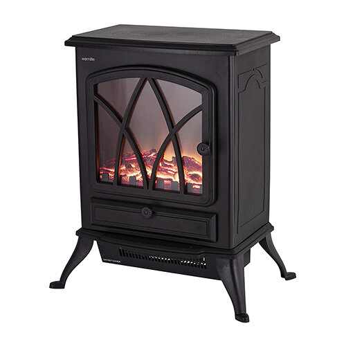 Warmlite Stirling 2 KW Compact Electric Freestanding Stove Fire