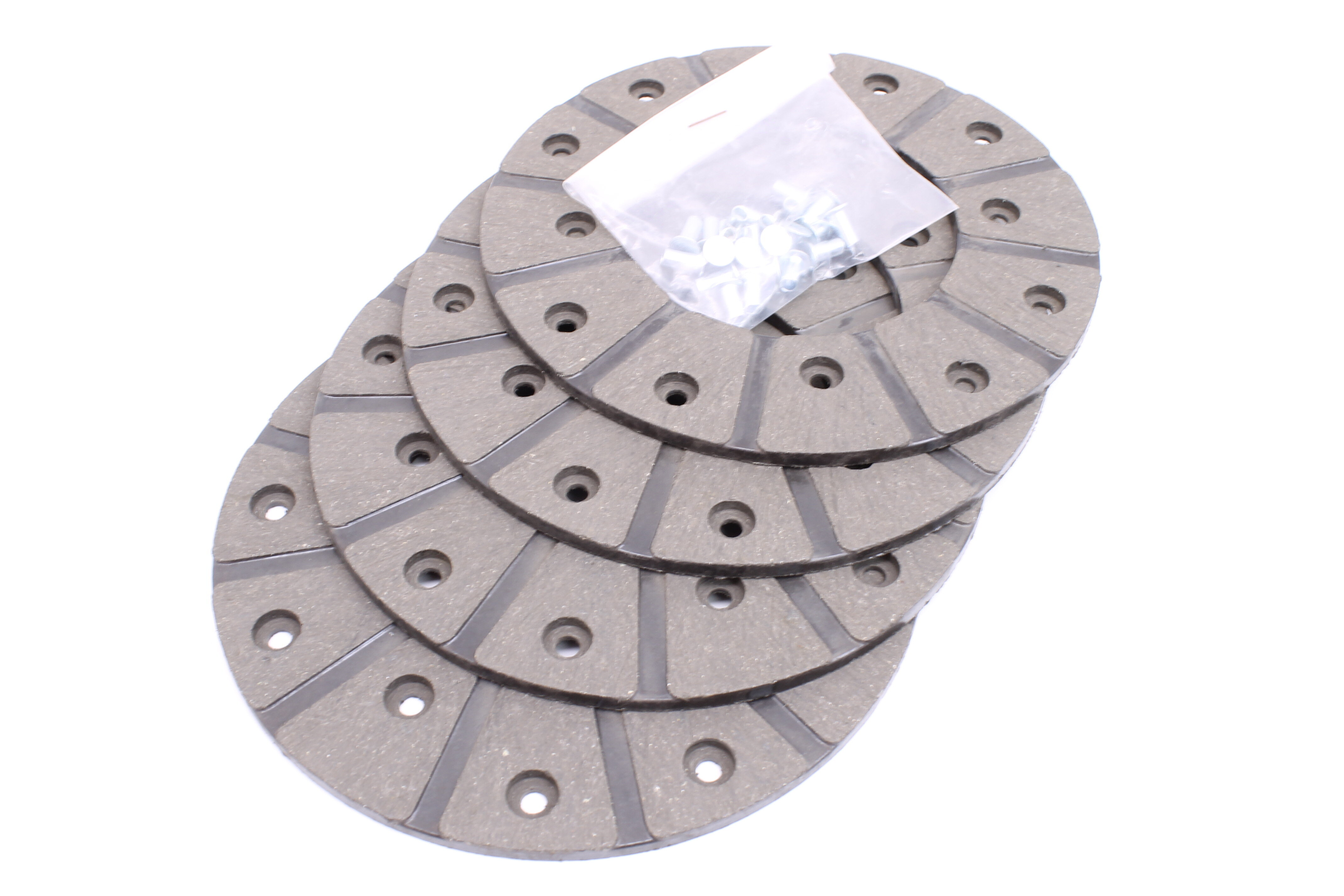 Brake Disc Lining kit JCB 3C