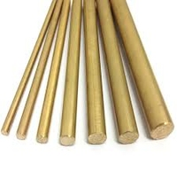 Brass Round Bar/Rod 1000mm