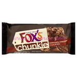 Foxs Chunk ExtremeChocolate Cookies 175g x9