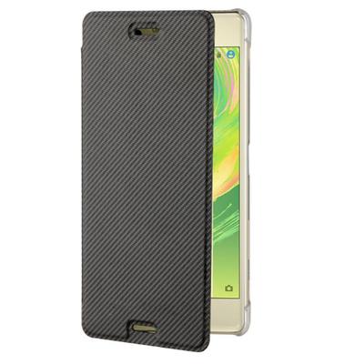 PRE5164B Folio Case Xperia X Black