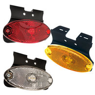 Premium Oval Led Marker Lamps