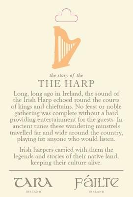HARP STORY CARD