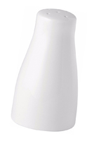 """Pure White Pepper Pot 3.5"""" (8.5cm)"""