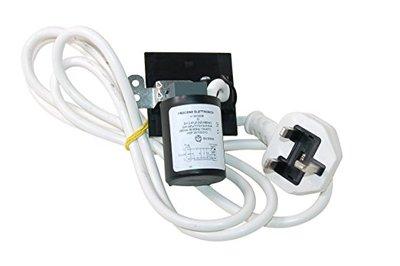 Indesit Washing Machine Mains Cable  Filter