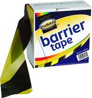 BTB/Y 70MMX500MT YELLOW/BLACK BARRIER TAP