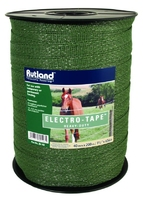 40mm Green Electro-Tape | Electric Fencing