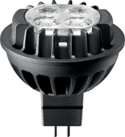 PHILIPS  7W MR16 2700K 24 DEGREE AIRFLUX MASTER LED 40,000hrs (40W) DIM 500lm