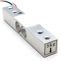 ELECTRONIC BALANCE WEIGHING LOAD CELL SENSOR 0-5KG