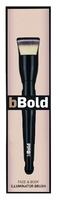 bBold Face & Body Highlighter Brush