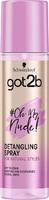 Got2b Oh My Nude Detangling Spray 200ml