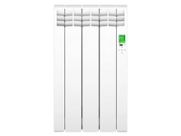 D Series White 3 elements Electric Radiator