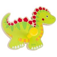 Coat Hook Dinosaur