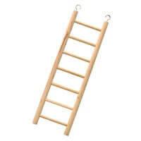 "Beaks Wooden Ladder 12"" - 7 Step x 1"