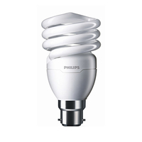 Philips 12W BC Tornado CFL Lamp