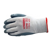 Nitrotouch Glove Knit Wrist - Size Large (WT1013)