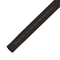 Heat Shrink | Black 8.0mm Diameter 100M Reel