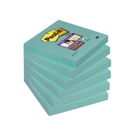 Post-it Super Sticky Asparagus Mono (90 sheets) 6 Pad Pack