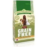 James Wellbeloved Adult Dog Grain-Free - Turkey 1.5kg
