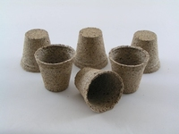 Jiffy Pot Round 8cm