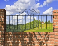 Ironbridge Metal Railing 1.83m(W) x 480mm(H)