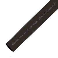 Heat Shrink | Black 13mm Diameter 100M Reel