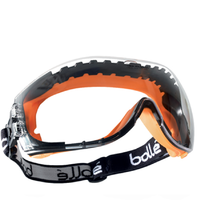 Bolle Pilot Ventilated Anti-scratch, Anti-fog goggles