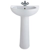 Mito President Contract Pedestal White  K25-002