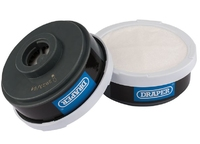Draper Respirator Refill pair for 03021