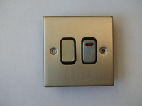 Dual Immersion Switch INGOT Satin Chrome