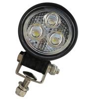 "2.7"" LED Mini Round Work Lamp | 750 Lumens"