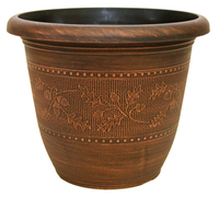 Acorn Planter 25cm - Warm Copper
