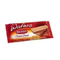 Balocco Chocolate - (Cacao) - Snack Wafers - 30x45g