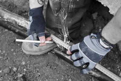 Matrix Mechanics Synthetic Fingerless Glove
