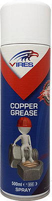 Vires Copper Grease 500ml