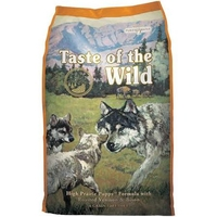 TOW High Prairie Puppy with Roasted Venison & Bison 13kg