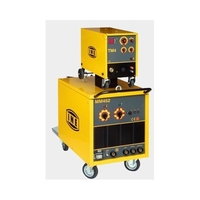 INE 380AMP WELDER COMPLETE WITH 4MTR TWECO TORCH, REG AND FLOWMETER 4MTR INTERCONNECTION CABLE. (Ploughing Special Discount Price)