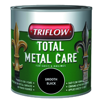 TRIFLOW TOTAL METALCARE SMOOTH BLACK 250 ML